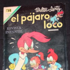 Tebeos: EL PAJARO LOCO, Nº377 . Lote 45728034