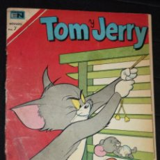 Tebeos: TOM Y JERRY , Nº 296. Lote 45728930