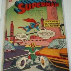 Tebeos: SUPERMAN Nº 114 - NOVARO ORIGINAL - BUEN ESTADO. Lote 45768786