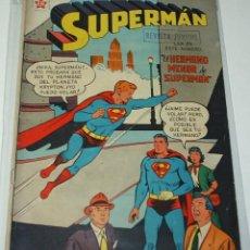 Tebeos: SUPERMAN Nº 131 - NOVARO ORIGINAL - BUEN ESTADO. Lote 45768815