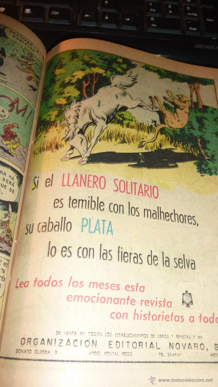 Tebeos: Lote 20 tebeos Bugs Bunny Novaro conejo de la suerte . encuadernados pato lucas - Foto 12 - 46160139