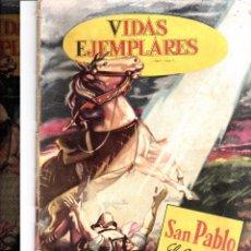 Tebeos: SAN PABLO EL APÓSTOL DE LOS GENTILES Nº5 SEPTIEMBRE 1954. Lote 46324322
