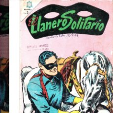 Tebeos: EL LLANERO SOLITARIO Nº 138 SPTIEMBRE 1964. Lote 46324455