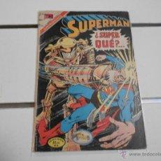 Tebeos: SUPERMAN Nº 852. Lote 46366738