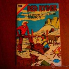 Tebeos: RED RYDER N° 246 - ORIGINAL EDITORIAL NOVARO. Lote 46377136