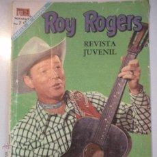 Tebeos: -ROY ROGERS - Nº 192 - AÑO XVI - DEL 1 DE AGOSTO DE 1968 -. Lote 46616392