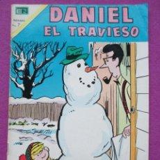 Tebeos: TEBEO DANIEL EL TRAVIESO, NOVARO, REVISTA INFANTIL Y JUVENIL, AÑO VI, Nº67. Lote 46669971