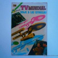 Tebeos: VIAJE A LAS ESTRELLAS N° 4 - ORIGINAL EDITORIAL NOVARO. Lote 46714994