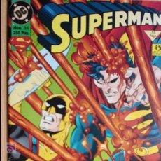 Tebeos: SUPERMAN-AGENTES DE LA LIBERTAD-EDICIONES ZINCO-Nº31-1995-. Lote 21102821