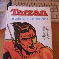 Tebeos: TARZAN COLECCION COMPLETAS 11 NOVELAS NOVARO 1975 MUY BUEN ESTADO VER FOTOS. Lote 46889561