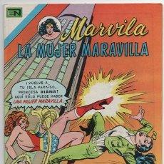 Tebeos: MARVILA # 3-252 AVESTRUZ NOVARO 1981 MUJER MARAVILLA DIBUJOS V. COLLETTA CHARLES MOULTON EXCELENTE. Lote 47014989