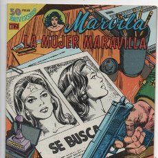 Tebeos - MARVILA # 3-241 AVESTRUZ NOVARO 1981 MUJER MARAVILLA CONWAY & GIELLA CHARLES MOULTON EXCELENTE - 47015052