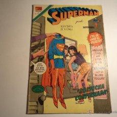 Tebeos: SUPERMAN. Nº 888. NOVARO. (N-1).. Lote 47276071
