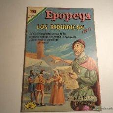 Tebeos: EPOPEYA. Nº 142. NOVARO. (N-1).. Lote 47284886