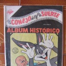 BDs: EL CONEJO DE LA SUERTE Nº 56 EDITORIAL NOVARO. Lote 47373260