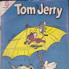 Tebeos: COMIC COLECCION TOM Y JERRY NOVARO Nº 233. Lote 47532217
