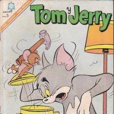 Tebeos: COMIC COLECCION TOM Y JERRY NOVARO Nº 236. Lote 47532245