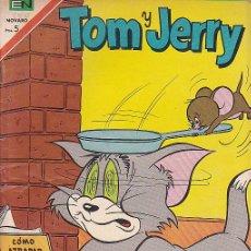 Tebeos: COMIC COLECCION TOM Y JERRY NOVARO Nº 250. Lote 47532309