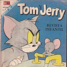 Tebeos: COMIC COLECCION TOM Y JERRY NOVARO Nº 256. Lote 47532338