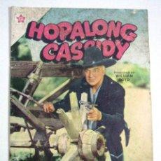 Tebeos: ANTIGUA REVISTA COMIC HOPALONG CASSIDY COWBOY VAQUERO ED RECREATIVAS NOVARO MEXICO AÑO 1958. Lote 47541506