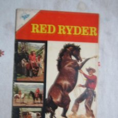 Tebeos: RED RYDER Nº 26 AÑO 1956 NOVARO.. Lote 47642189
