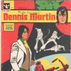 Tebeos: DENNIS MARTIN Nº 3 EDITORIAL COLUMBA 1972 - 38 PGS.A COLOR 26 X 17,5 CMS.. Lote 47807598