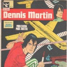 Tebeos: DENNIS MARTIN Nº 5 EDITORIAL COLUMBA 1972 - 38 PGS.A COLOR 26 X 17,5 CMS.. Lote 47807619