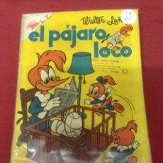 Tebeos: NOVARO - EL PAJARO LOCO NUMERO 78. Lote 48032348