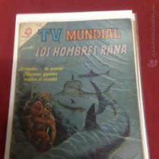 Tebeos: TV MUNDIAL NUMERO 46 NORMAL ESTADO C6. Lote 48283654