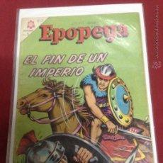 Tebeos: NOVARO - EPOPEYA NUMERO 80 NORMAL ESTADO REF.20. Lote 48284657