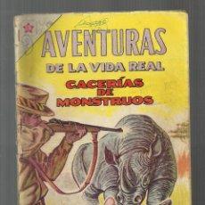 Tebeos: AVENTURAS DE LA VIDA REAL 86. Lote 48291342