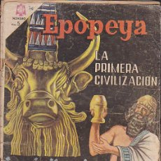 Tebeos: COMIC COLECCION EPOPEYA Nº 76. Lote 48298635