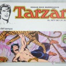Tebeos: CÓMIC TARZÁN EL REY DE LA JUNGLA. Nº 3. EL RÍO DEL TIEMPO - ED. NOVARO, AÑO 1976. Lote 48309865
