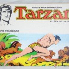 Tebeos: CÓMIC TARZÁN EL REY DE LA JUNGLA. Nº 4. EL REINO DEL PASADO - ED. NOVARO, AÑO 1977. Lote 48309873