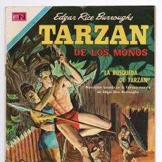 Tebeos: TARZAN # 272 NOVARO 1971 LA BUSQUEDA DE TARZAN EL JOVEN LEOPARDO EXCELENTE ESTADO. Lote 48318576
