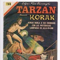 Tebeos: TARZAN # 279 NOVARO 1971 LAS LAMPARAS DE ALLAH-ED-DIN EXCELENTE ESTADO. Lote 48318636