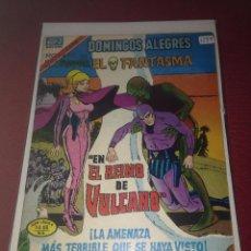 Tebeos: NOVARO SERIE AGUILA DOMINGOS ALEGRES NUMERO 1299 EL FANTASMA. Lote 48386941