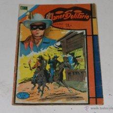 Livros de Banda Desenhada: (M-7) EL LLANERO SOLITARIO NUM 336 , EDT NOVARO 1975 , SEÑALES DE USO. Lote 48455198