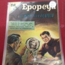Tebeos: NOVARO - EPOPEYA - NUMERO 126. Lote 48593354