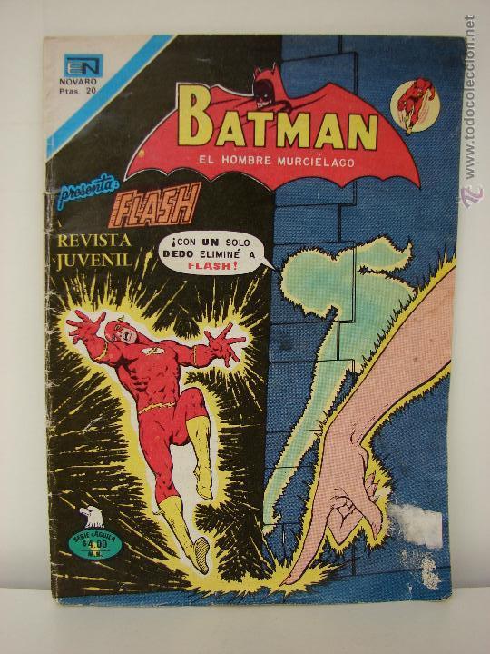 BATMAN. NOVARO. SERIE AGUILA NUMERO 2966. 1979 (Tebeos y Comics - Novaro - Batman)