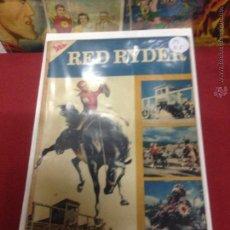 Tebeos: NOVARO - RED RYDER NUMERO 25 NORMAL ESTADO. Lote 48683349