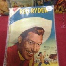 Tebeos: NOVARO - RED RYDER NUMERO 37 BUEN ESTADO. Lote 48683577
