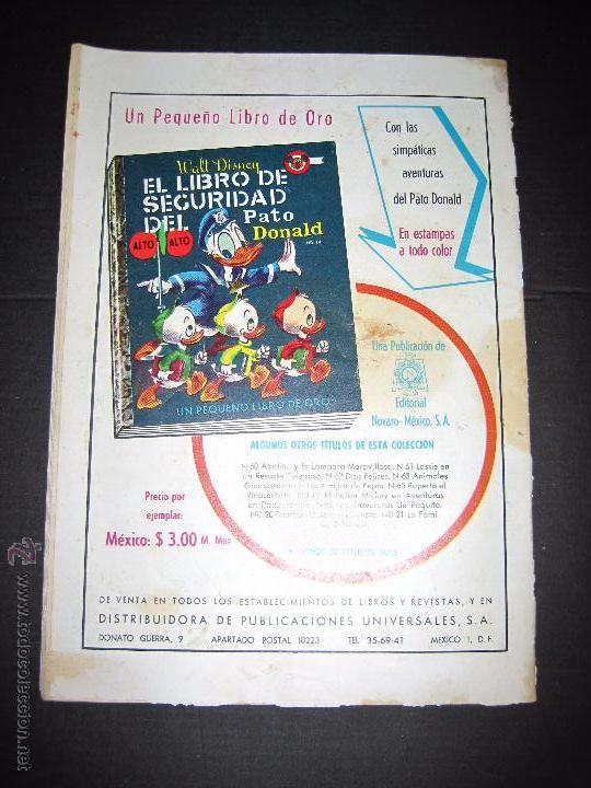 Tebeos: TV MUNDIAL - EL MAGO DE OZ - NUM 18 - 15 NOVIEMBRE 1963 - Foto 4 - 48868997