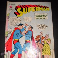 Tebeos: SUPERMAN - NUM 417 - 16 OCTUBRE 1963. Lote 48869413