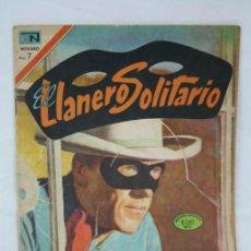 Tebeos: CÓMIC EL LLANERO SOLITARIO - Nº 206 - ED. NOVARO, AÑO 1970. Lote 48995598