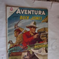 Tebeos: BUCK JONES Nº 340 1964 NAVARO ORIGINAL. Lote 49025410