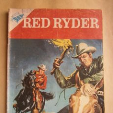 Tebeos: RED RYDER N° 35 - ORIGINAL EDITORIAL NOVARO. Lote 49071618