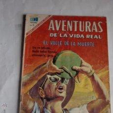 Tebeos: AVENTURAS DE LA VIDA REAL Nº 137 NAVARO ORIGINAL. Lote 49094925