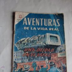 Tebeos: AVENTURAS DE LA VIDA REAL Nº 106 NAVARO ORIGINAL. Lote 49094940