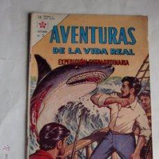 Tebeos: AVENTURAS DE LA VIDA REAL Nº 92 NAVARO ORIGINAL. Lote 49095045